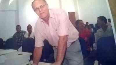 Pastor Gilberto José de Souza