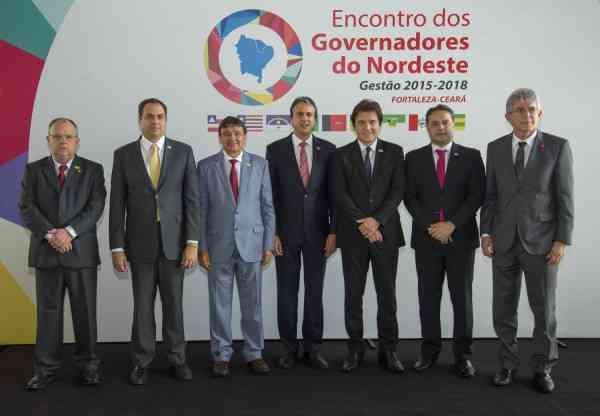 Encontro dos Governadores do Nordeste