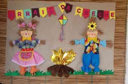 Escolas de Una encerram aulas com festas juninas