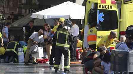 Barbárie na Espanha: Atentado terrorista deixa mortos e feridos em Barcelona