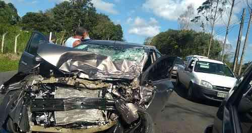 Acidente deixa um morto na rodovia Ilhéus-Itabuna