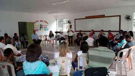 Grupo Gestor do Território Litoral Sul realiza reunião em Una