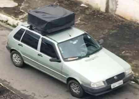 Itabuna: Radialista tem carro furtado na madrugada desta quinta (19)
