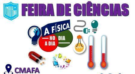 Una: Cmafa irá realizar a 2ª etapa do projeto Feira de Ciências, nesta quinta (23)