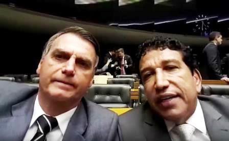 Eleições 2018: Magno Malta poderá ser o vice na chapa de Bolsonaro
