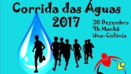 Colônia de Una: Associação Abc realizará corrida das águas