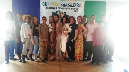 Una: Escola Coopesul realizou a 2ª feira de ciências com tema Cultura Brasileira