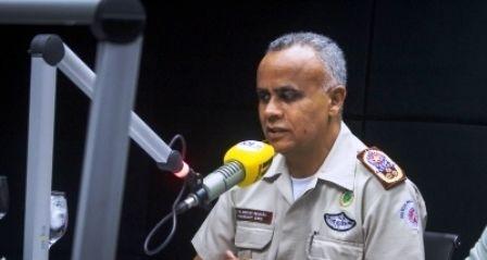 Polícia: Comandante da PM comenta relação com a Guarda,
