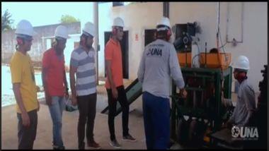 Vídeo: Prefeitura de Una lança
