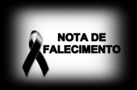 "Una: Nota de falecimento-Morre aos 70 anos Dona Lurdes, sogra de ""Valter Coelba"""