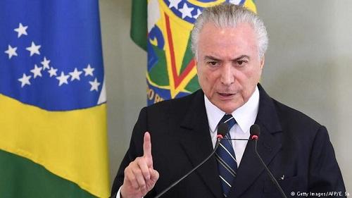 Ex-presidente Temer é preso pela força-tarefa do Rio de Janeiro