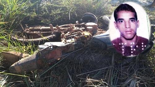 Una: Identificado o Homem que morreu no acidente de moto na BA-001