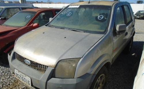 Vitória da Conquista: Veículos apreendidos pelo Detran serão leiloados a partir de R$37,00