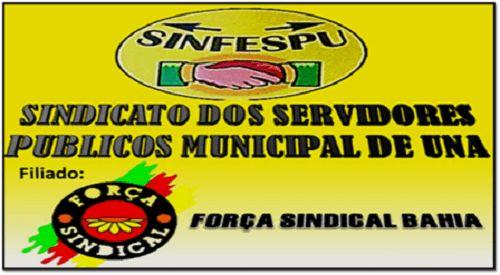 Una: Atenção-O Sindicato Sinfespu informa a todos seus associados!