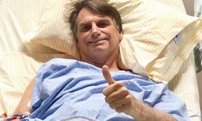 Jair Bolsonaro deve ter alta na próxima sexta-feira, dizem assessores