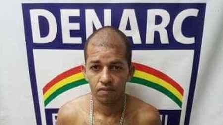 Vídeo: Homem que fez ameaça a Jair Bolsonaro com arma é preso pelo DENARC