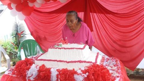 Colônia de Una: Ao lado da família, Dona Hilda comemora 92 anos