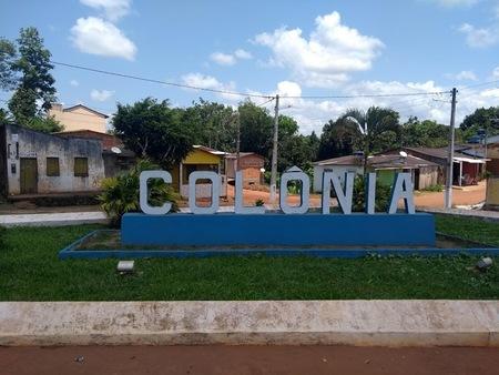 Prefeitura de Una conclui mais uma obra no Distrito de Colônia