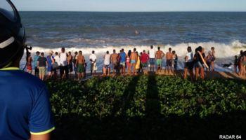 Santa Cruz Cabrália: Pastor é arrastado por correnteza e morre afogado em praia