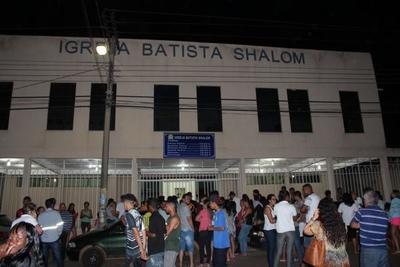Paracatu: Após assassinar ex-namorada, homem invade Igreja mata outras três pessoas
