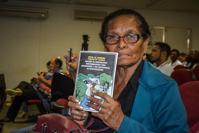 Bahia: Oficina mobiliza agricultores para participarem de edital