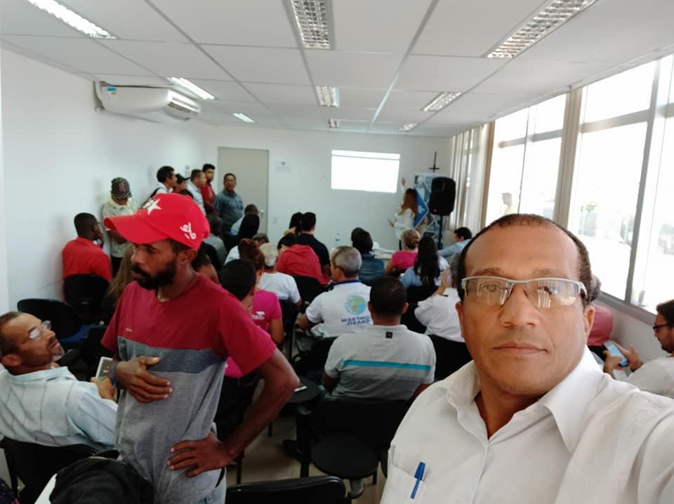 Una: Jorge Kita participa da oficina de mobilização do novo edital do projeto Bahia Produtiva