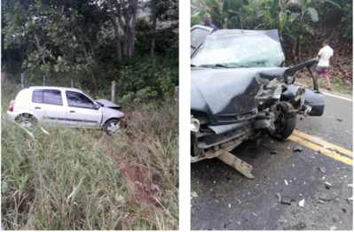 Vídeo mostra acidente com vítima fatal em Ibirapitanga; Confira!
