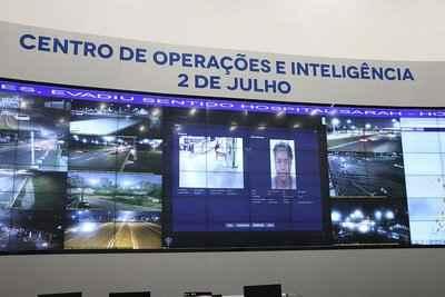 Tecnologia: Reconhecimento facial flagra foragida da Justiça em Salvador