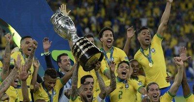 Seleção do Brasil vence o Peru por 3 a 1 e fica com o título da Copa América