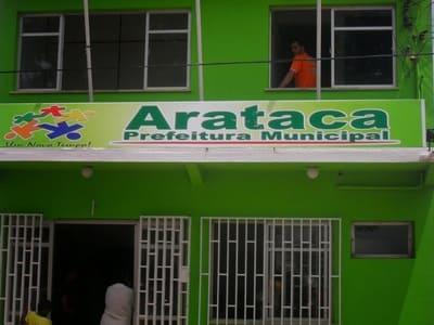 Prefeitura de Arataca está inadimplente com Embasa; Dívida ultrapassa 120Mil Reais