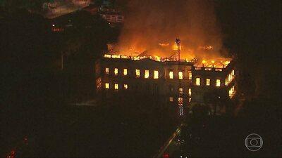 Tragédia no Rio: Incêndio em Hospital deixou ao menos 11 mortos