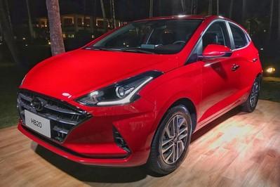 Bahia: Hyundai lança a nova geração do HB20 em Una