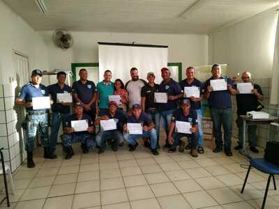 Una: Agentes Guarda Municipal participa de curso de operador de drone