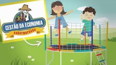 Una: Cestão da Economia oferece programação das Crianças neste sábado (19)