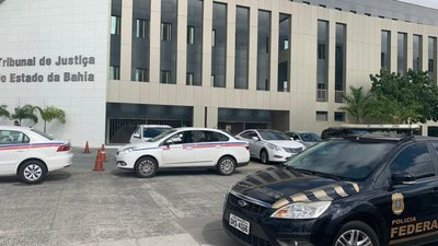 """Polícia Federal: Desembargadores e Juízes são pegos na """"Operação Faroeste"""""""