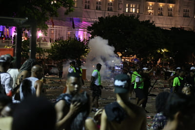 Carnaval do terror no Rio: Pânico e correria no primeiro dia de festa