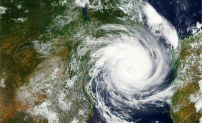 Fenômeno natural: Marinha do Brasil alerta para efeitos de ciclone subtropical no sul da Bahia