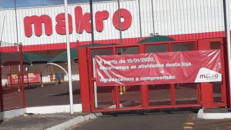 Ilhéus: Makro fecha loja; mais de 100 funcionários ficaram desempregados