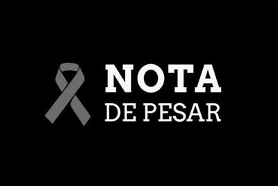 Câmara de Una emite Nota de Pesar pelo falecimento da Sra. Fátima