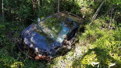 Acidente grave na rodovia BA-001 Una/Canavieiras