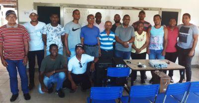 Una: Secretaria de educação em ação