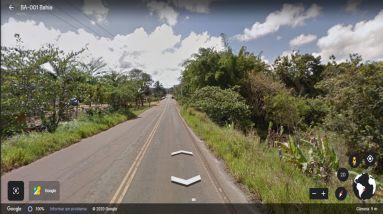 Una: Acidente-Homem é encontrado caído próximo ao córrego BA-001 Km 01