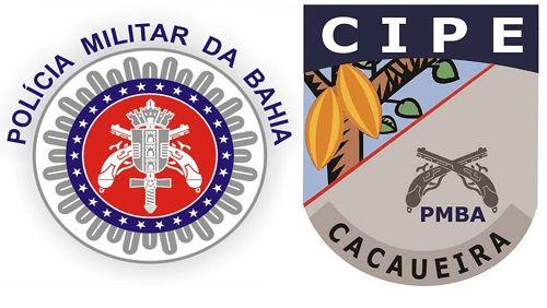 Bahia: Policiais militares são recebidos a tiros; cinco bandidos tombam