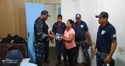 Una: Guarda Municipal recebe doação de máscaras da Lanchonete GuDel Lanches