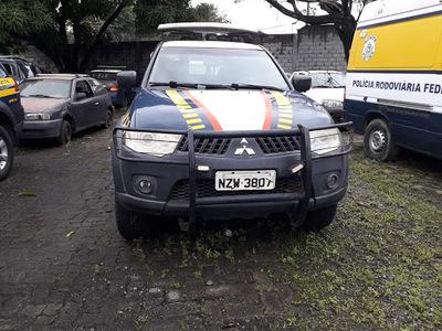 Camacan: Guarda Civil Municipal recebe veículos doados pela PRF