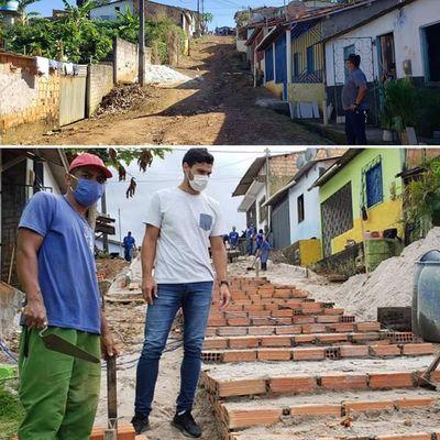 Prefeitura em ação: As obras em Una não param