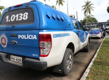Bahia: Policiais militares suspeitos de sequestros e roubos são alvos de operação