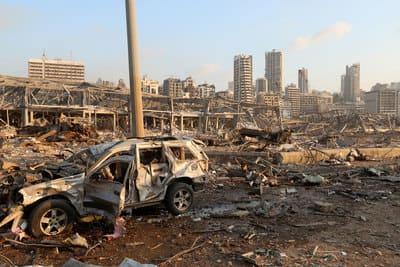 Tragédia no Líbano: Número de mortos chega a 73; veja imagens da explosão