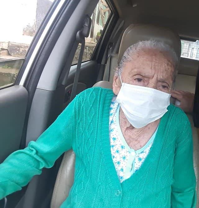 Aniversariante do dia: Sobrinha de Dr. Almeida completa 96 anos nesta terça-feira (04)