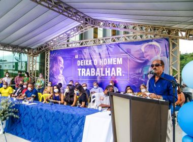 Itabuna: Fernando Gomes vai tentar 6° mandato à frente de prefeitura
